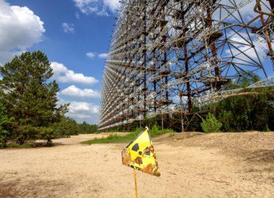 promieniowanie telefomu a promieniowanie w Czarnobylu