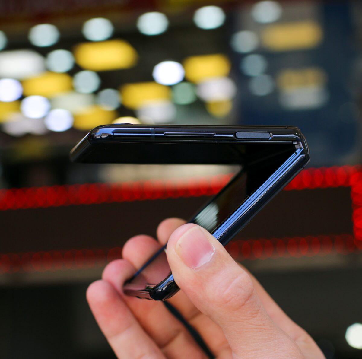 Elastyczny telefon