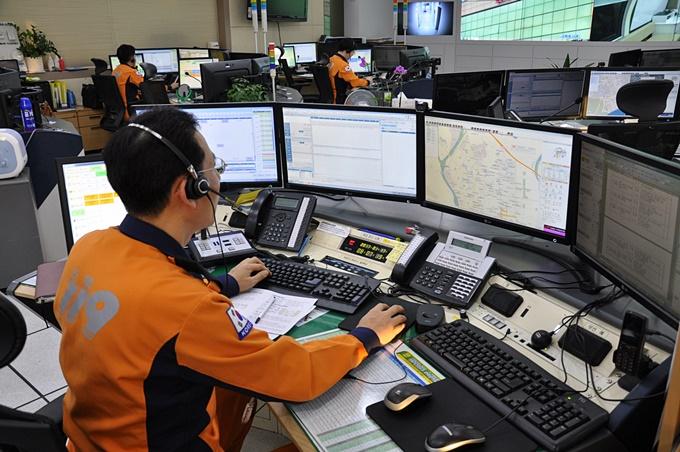 System ratownictwa wKorei / Źródło: KT Corp. / Jeonnam Fire Service / koreabizwire