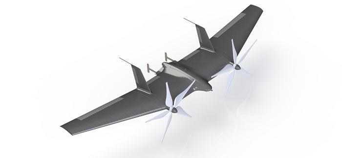 Marsjański dron / źródło: PAP/Politechnika Rzeszowska