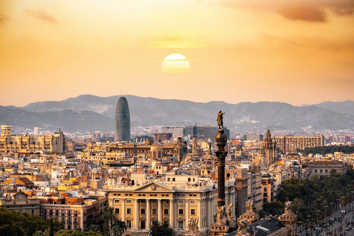 barcelona hiszpania