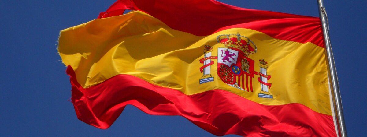 flaga hiszpania