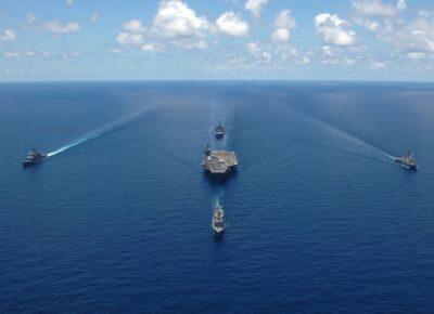amerykańska marynarka wojenna