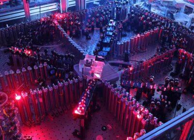 komputer kwantowy Zuchongzhi / Źródło: Uniwersytet Nauki i Technologii w Chinach