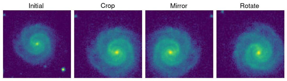 Sztuczna inteligencja klasyfikuje galaktyki / Źródło: Mitchell Cavanagh/ICRAR