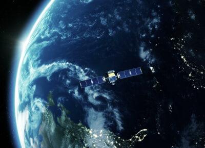 Satelita / Źródło: Lockheed Martin