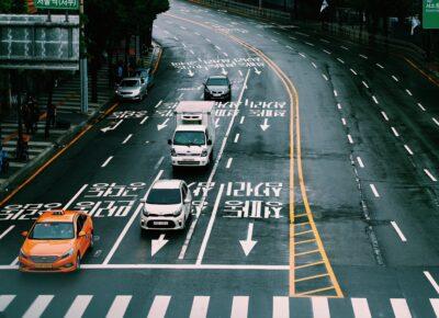 drogi w Korei