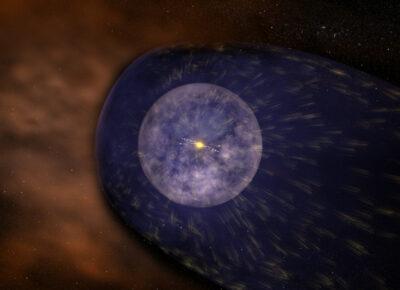 Misja IMAP, w której będzie używany fotometr GLOWS / Źródło: NASA
