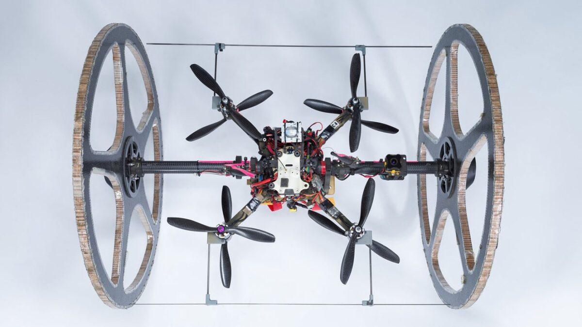 Autonomiczne roboty / Źródło: JPL/NASA